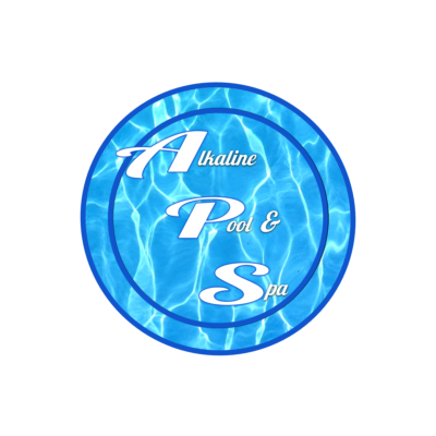 Alkaline Pool and Spa Logo
